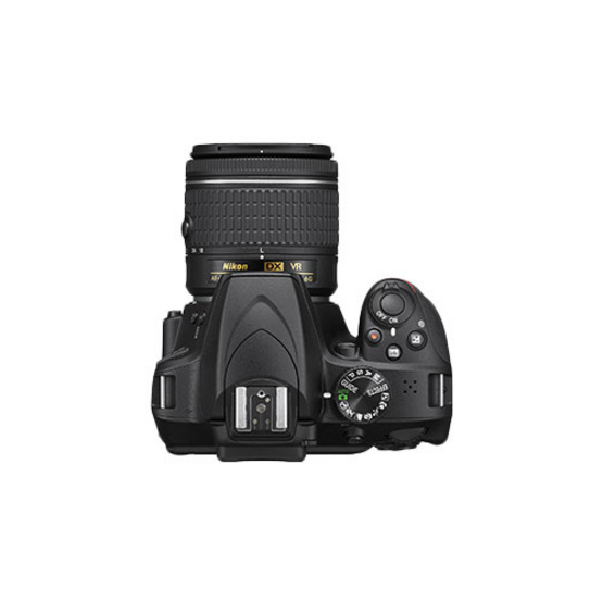 Nikon Digital Camera D3400 with LENS KIT NIKKOR 18-55mm f/3.5-5.6G VR II ประกันศูนย์ Free!! SD CARD 16GB. + กระเป๋ากล้อง