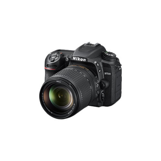 Nikon Digital Camera D7500 with LENS KIT AF-S DX 18-140MM F3.5-5.6 ED VR LENS ประกันศูนย์ Free!! SD CARD 16GB. + กระเป๋ากล้อง