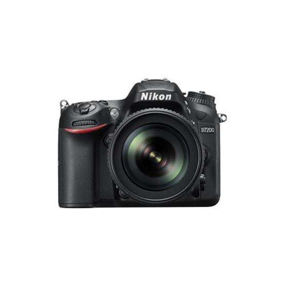Nikon Digital Camera D7200 with LENS KIT AF-S DX 18-140MM F3.5-5.6 ED VR LENS ประกันศูนย์ Free!! SD CARD 16GB. + กระเป๋ากล้อง