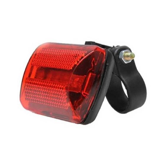 SSC ไฟท้ายรถจักรยานหลอดไฟ LED 5 หลอด ซื้อ 1 แถม 1