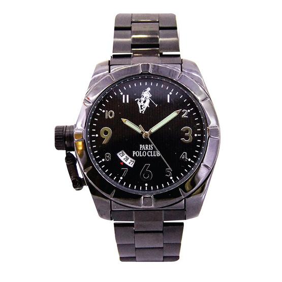 Paris Polo Club นาฬิกาข้อมือ 3PP-1504244G ม่วง