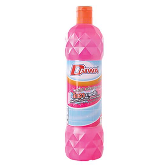 Daiwa เทอร์โบล้างห้องน้ำ สีชมพู 950 มล.