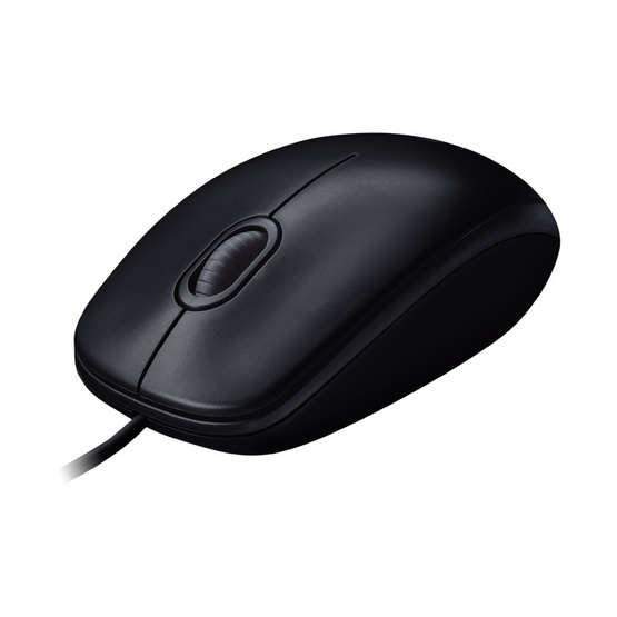 Logitech Mouse M100r Black