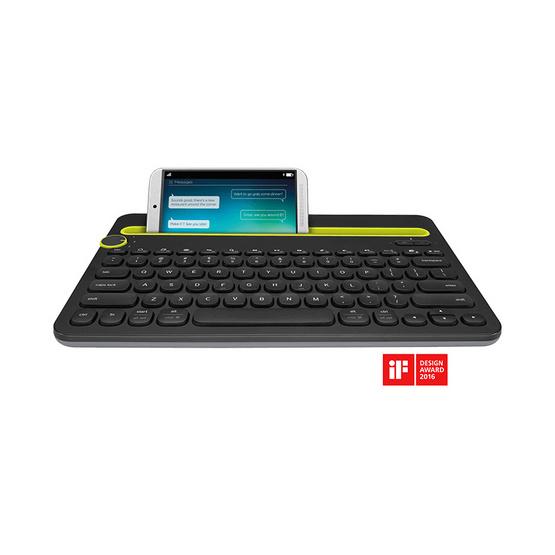 Logitech Bluetooth Multi-Device Keyboard K480 TH