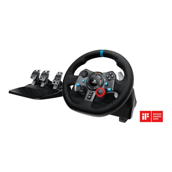 Logitech G29 Driving Force Wheel Playstation 4