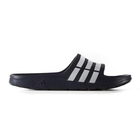 Adidas รองเท้าแตะสวม รุ่น Duramo Slide สีกรมท่า