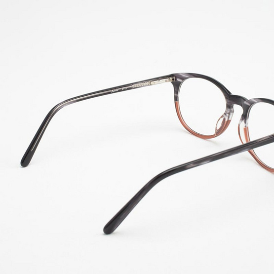 Marco Polo กรอบแว่นตา รุ่น SMO6115 C1 สีดำน้ำตาล