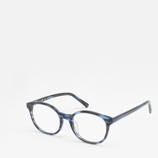 Marco Polo กรอบแว่นตา รุ่น SMO6151 C1 สีน้ำเงินกระ