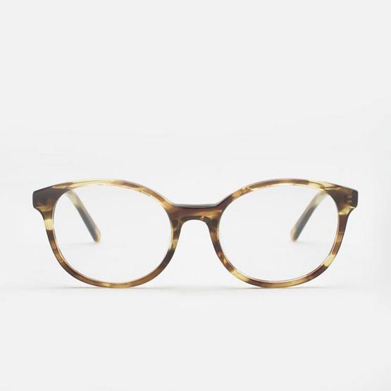 Marco Polo กรอบแว่นตา รุ่น SMO6151 C2 สีเหลืองกระ