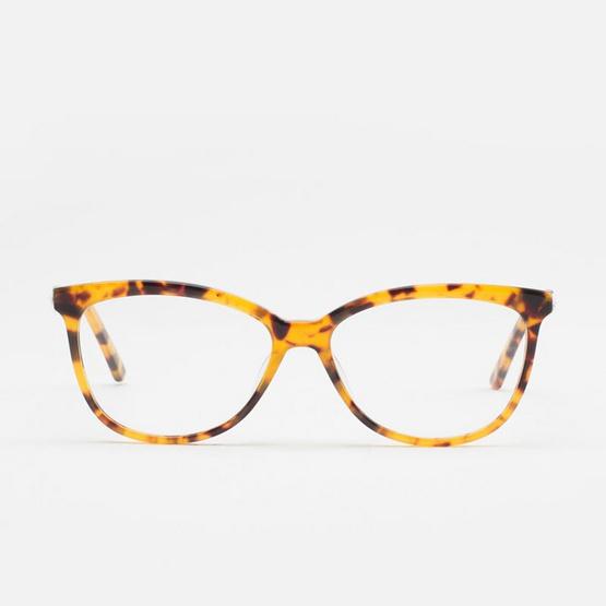 Marco Polo กรอบแว่นตา รุ่น SMO6112 C3 สีน้ำตาลกระ