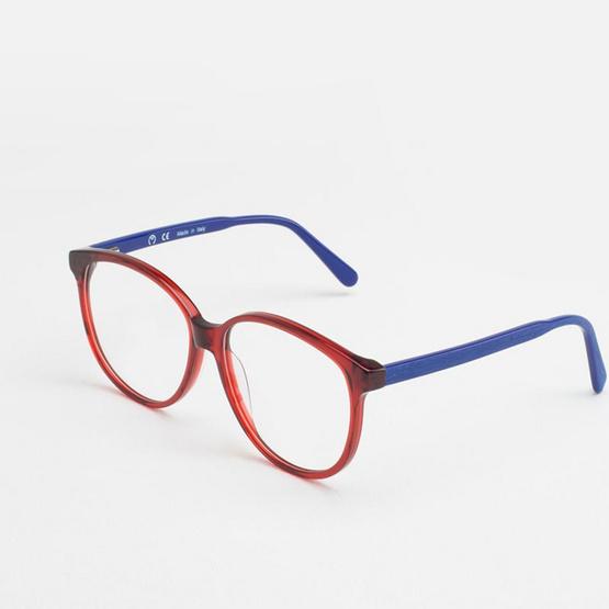 Marco Polo กรอบแว่นตา รุ่น SMO6125 C2 สีแดง