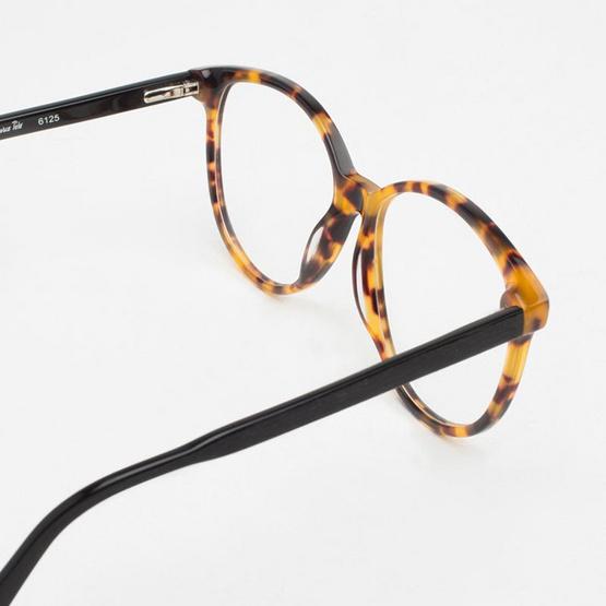 Marco Polo กรอบแว่นตา รุ่น SMO6125 C4 สีน้ำตาล