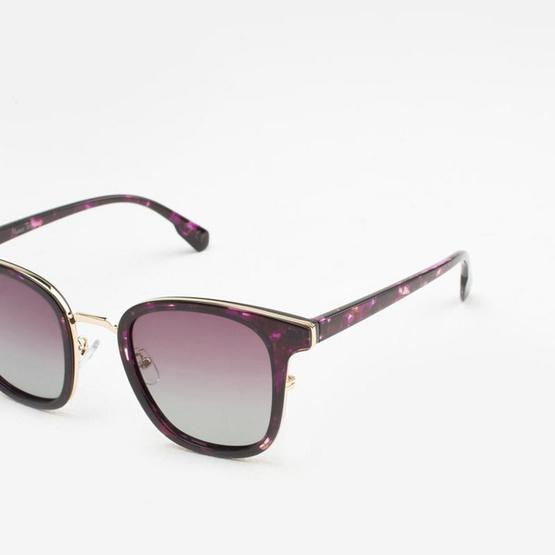 Marco Polo แว่นกันแดด รุ่น SMDJ6077 C3 สีม่วง