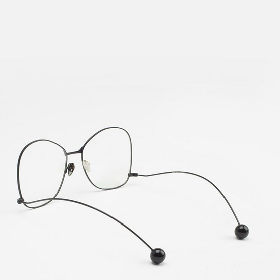 Marco Polo กรอบแว่นตา รุ่น SMR EF 108 C1 สีดำ