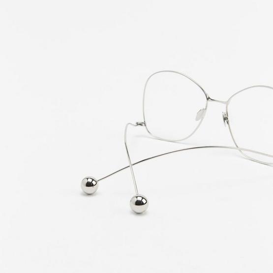 Marco Polo กรอบแว่นตา รุ่น SMR EF 108 C2 สีเงิน