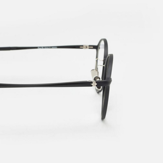 Marco Polo กรอบแว่นตา รุ่น EMDU2113 C2 สีดำด้าน