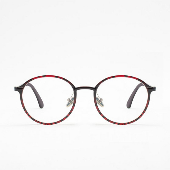 Marco Polo กรอบแว่นตา รุ่น EMDU2113 C4 สีแดง