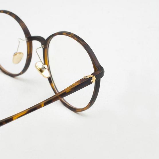 Marco Polo กรอบแว่นตา รุ่น EMDU2113 C5 สีน้ำตาล