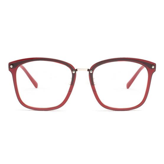 Marco Polo กรอบแว่นตา รุ่น EMDU5853 RE สีแดง