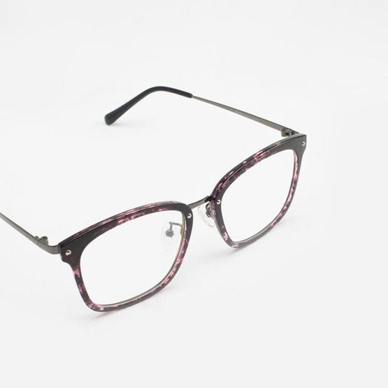 Marco Polo กรอบแว่นตา รุ่น EMDU5853 DVT สีม่วงกระ