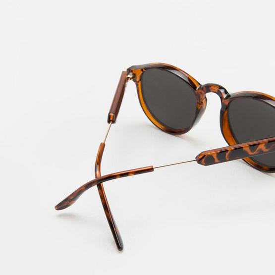 Marco Polo แว่นกันแดด รุ่น XS-SM 5032 BR สีน้ำตาลกระ