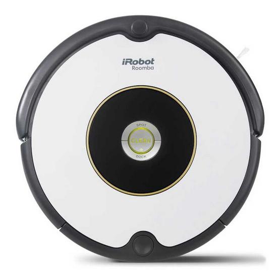 iRobot หุ่นยนต์ดูดฝุ่นอัตโนมัติ Roomba 605
