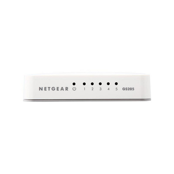 NETGEAR Gigabit Ethernet Switch GS205