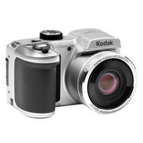 KODAK กล้องดิจิตอล PIXPRO AZ251 (Silver) Free SD 8GB + Bag มูลค่า 490 บาท