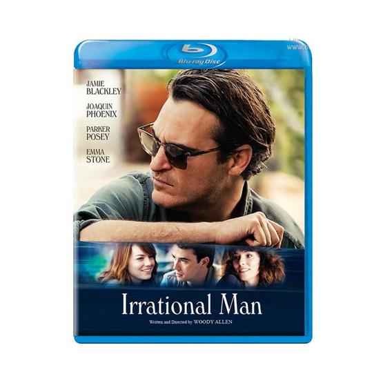 Blu ray Irrational Man อิเรชันนัล แมน