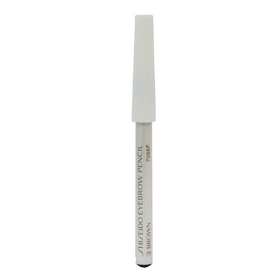 Shiseido Eyebrow Pencil 1.2g #3Brown