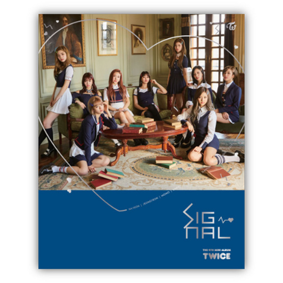 TWICE SIGNAL THAILAND EDITION (CD+DVD)