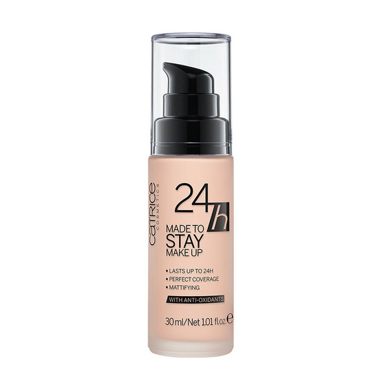 Catrice 24h Made To Stay Make Up 30ml #005  IVORY BEIGE