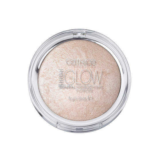 Catrice High Glow Mineral Highl. Powder 8g #010 LIGHT INFUSION