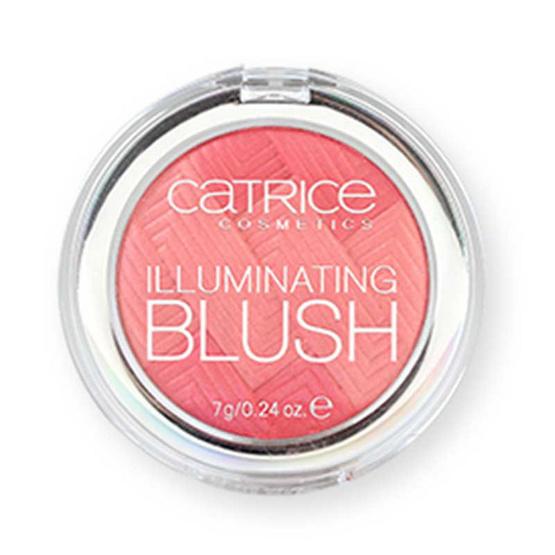 Catrice บลัชออน Illuminating 7 กรัม #020 CORAL ME MAYBE