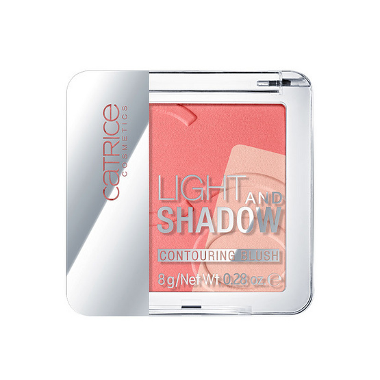 Catrice Light And Shadow Contouring Blush 8g #020 A FLAMINGO IN SANTO DOMINGO
