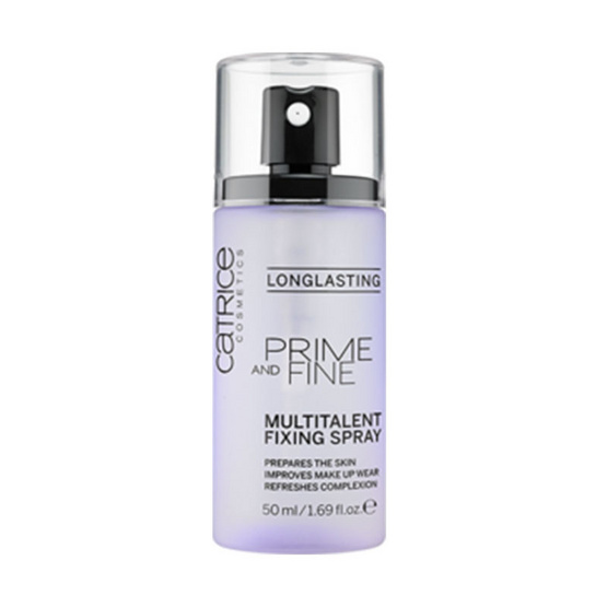 Catrice Prime And Fine Multitalent Fixing Spray 50ml
