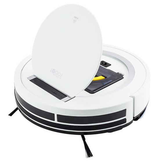 Mister Robot หุ่นยนต์ดูดฝุ่น รุ่น SATURN X2 + เครื่องดูดไรฝุ่น สีเทา