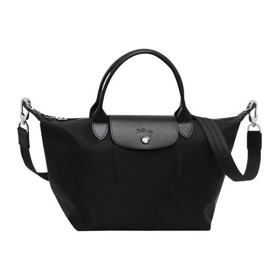 Longchamp กระเป๋า Le Pliage Neo Small Handbag - Noir [MCL1512578001]