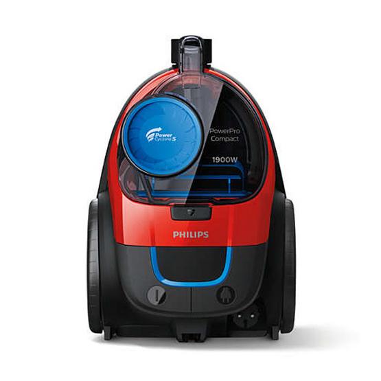 Philips เครื่องดูดฝุ่นไร้ถุงเก็บฝุ่น PowerPro Compact FC9351/01