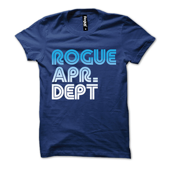 ROGUE เสื้อยืดแขนสั้นผู้ชาย MST-21