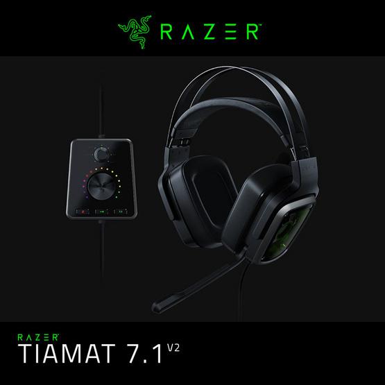 Razer หูฟัง Gaming Tiamat 7.1 V2