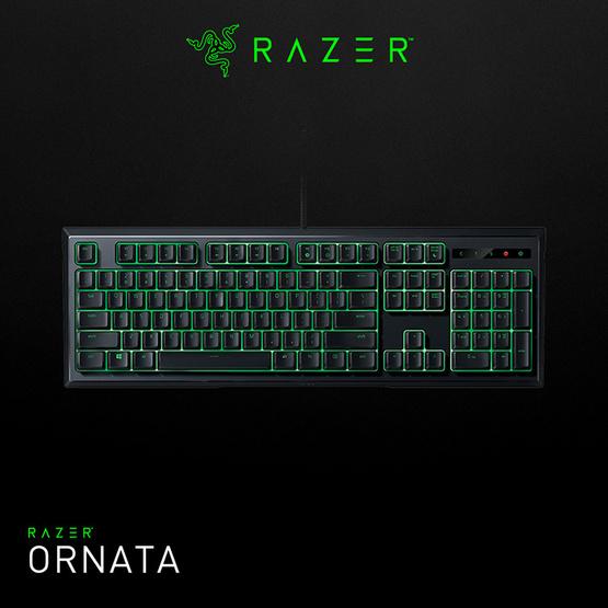 Razer คีย์บอร์ด Gaming Ornata [US]