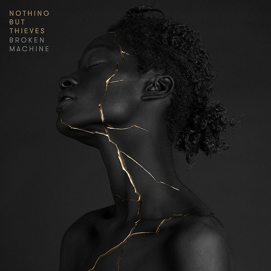CD NOTHING BUT THIEVES BROKEN MACHINE (Deluxe Version)