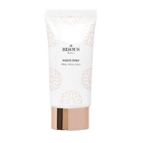 Bisous Bisous White Posy Milky White Skin 35g