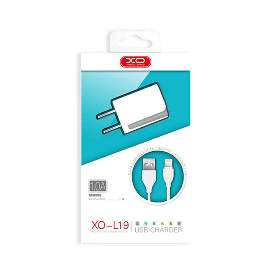 XO ชุดที่ชาร์จ for Apple L19