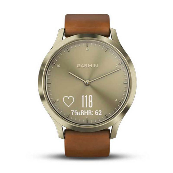 Garmin สมาร์ทวอทช์ รุ่น Vivomove HR Premium