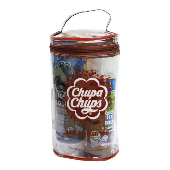 Chupa chups Gift Set Family Cola