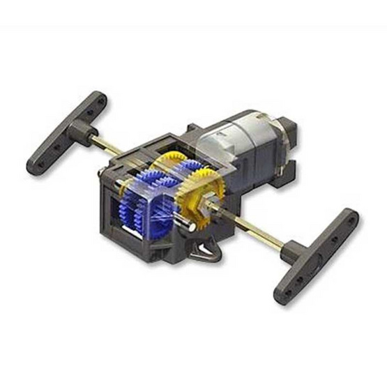 TAMIYA Single Gearbox 4 Speed