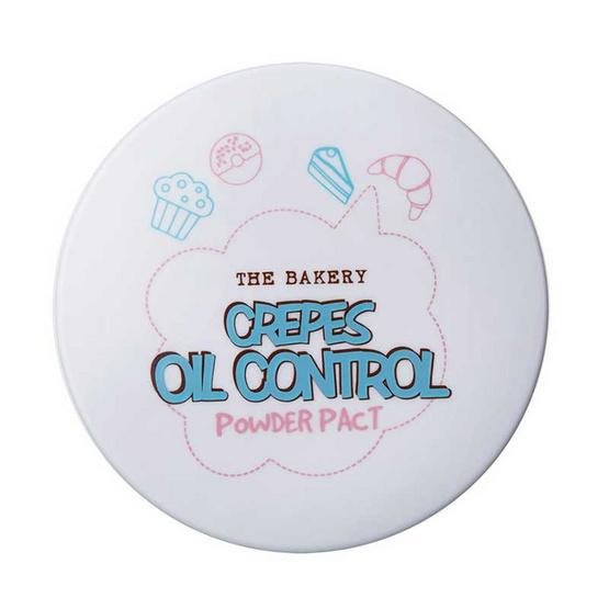 Beauty Buffet แป้งซับมัน The Bakery Crepes Oil Control 10 กรัม