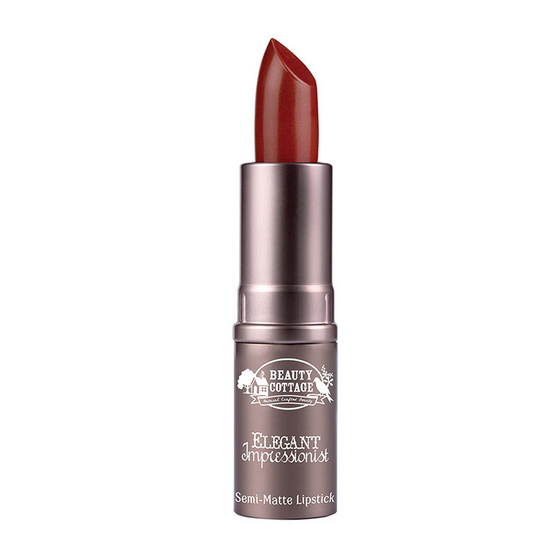 Beauty cottage elegant semi matte lipstick #09